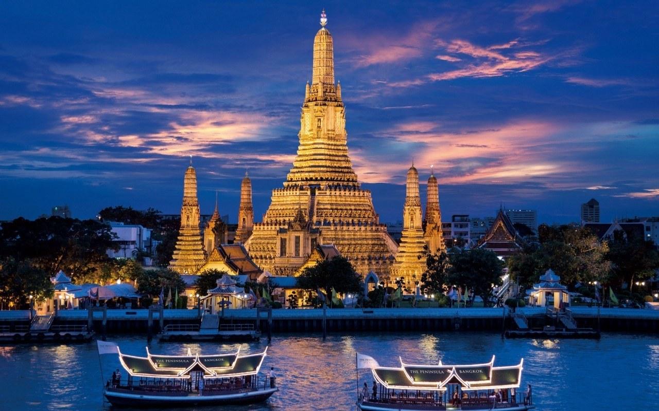 Tajland Thailand