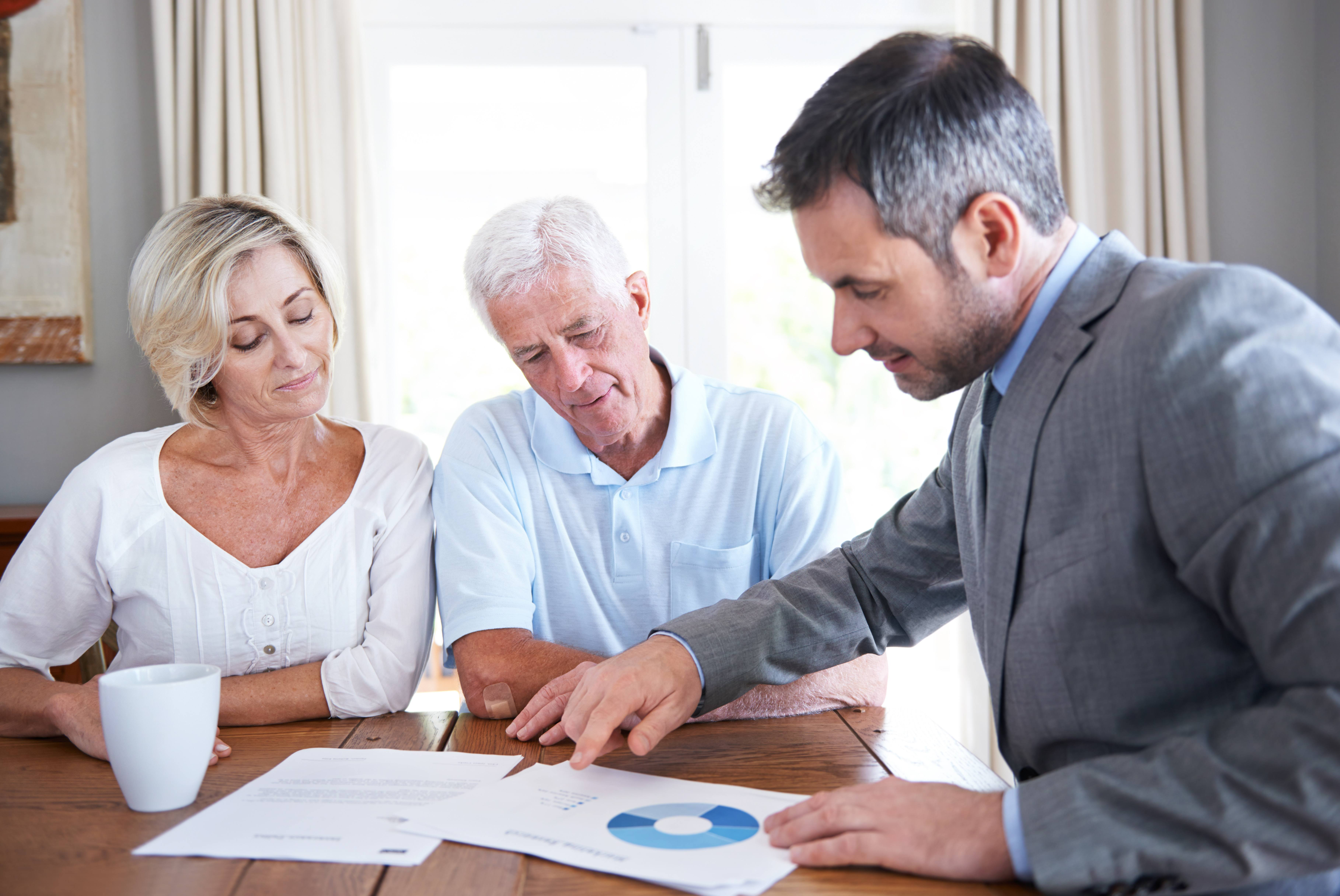 Retirement planning advice from Harrison Brook financial advisers