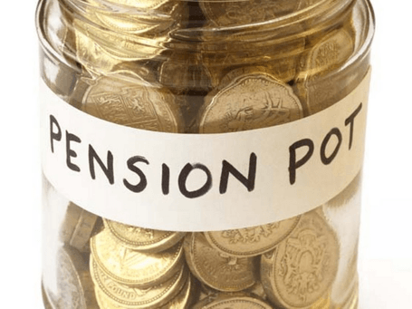 suspended pension fund