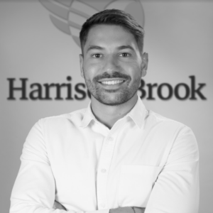 James Rayburn, Financial Adviser Harrison Brook